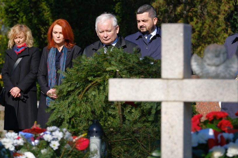Obchody 10. rocznicy katastrofy smoleńskiej /Mateusz Marek /PAP