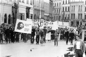 Obchody 40. rocznicy powstania Studenckiego Komitetu Solidarności - Kraków, 7 - 24 maja 2017 r.