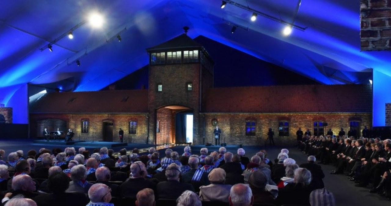 Obchody 70. rocznicy wyzwolenia Auschwitz-Birkenau
