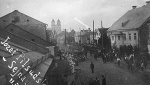 Obchody 99. rocznicy powstania sejneńskiego