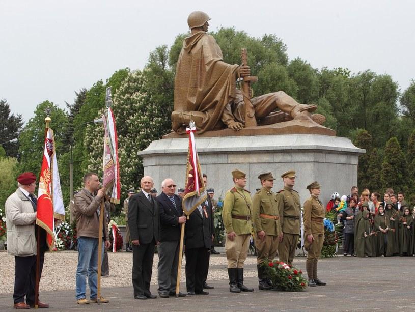 Obchody Dnia Zwycięstwa w 2014 r. /STANISLAW KOWALCZUK /East News