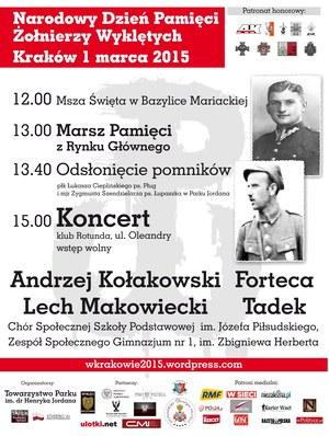 Obchody Narodowego Dnia Pamięci Żołnierzy Wyklętych /INTERIA.PL