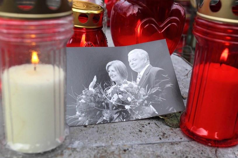 Obchody rocznicy katastrofy /Jan Kucharczyk /East News