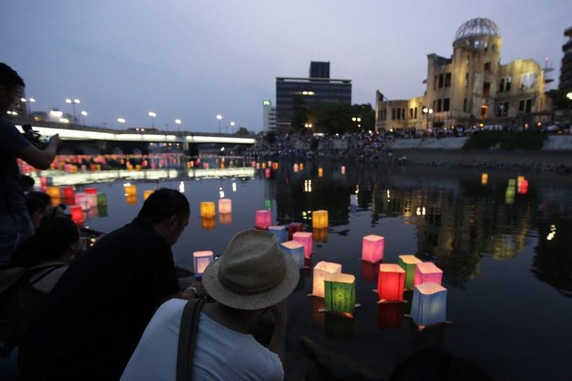Obchody w Hiroszimie odbyły się 6 sierpnia /Kiyoshi Ota /PAP/EPA