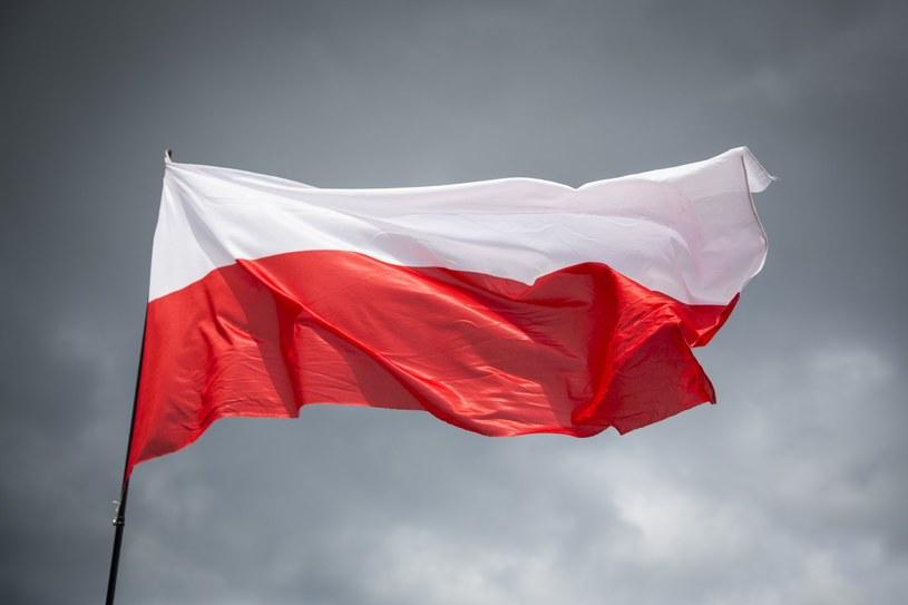 Obchodzimy Dzień Flagi Narodowej /fot. Andrzej Hulimka/REPORTER /East News