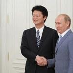 Obdarowany psem Putin obiecał japońskiemu ofiarodawcy kota