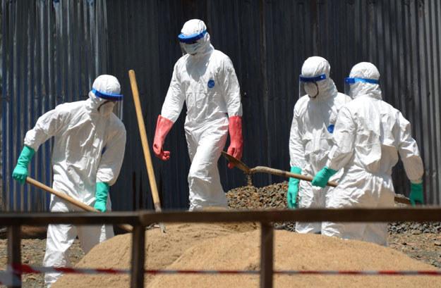 """""""Obecna globalna strategia służb zdrowia jest nieodpowiednia"""" fot. Zoom Dosso /AFP"""