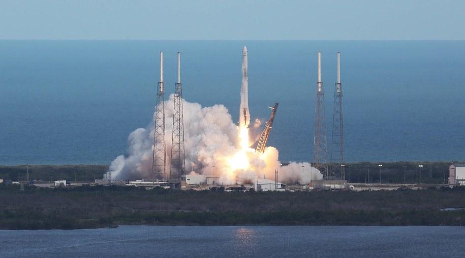 Obecna misja zaopatrzeniowa SpaceX dla ISS jest 15 z kolei /Orlando Sentinel/TNS/ABACA /PAP/EPA