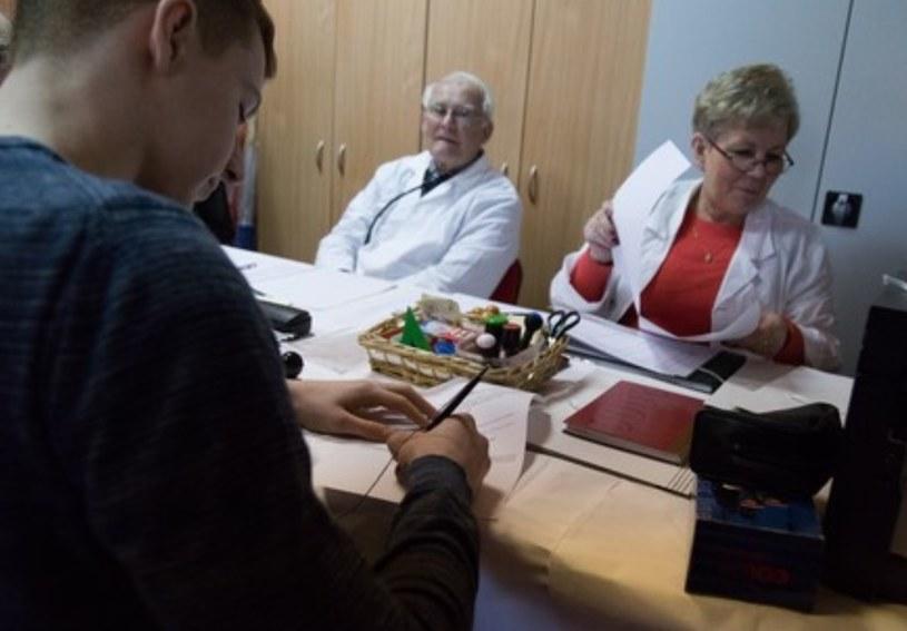 Obecna procedura badania przyszłych kierowców w Polsce pozostawia sporo do życzenia /Krzysztof Kaniewski /Reporter