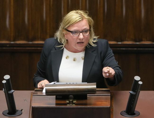 Obecna szefowa Kancelarii Prezesa Rady Ministrów Beata Kempa /Paweł Supernak /PAP