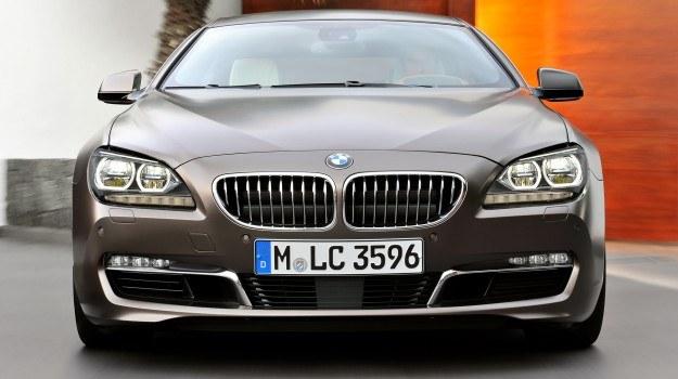 Obecna, trzecia generacja serii 6 występuje jako coupe i kabriolet (F12/F13, premiera w 2011 roku) oraz widoczny na zdjęciu, czterodrzwiowy sedan Gran Coupe (F06, debiut w 2012). /BMW