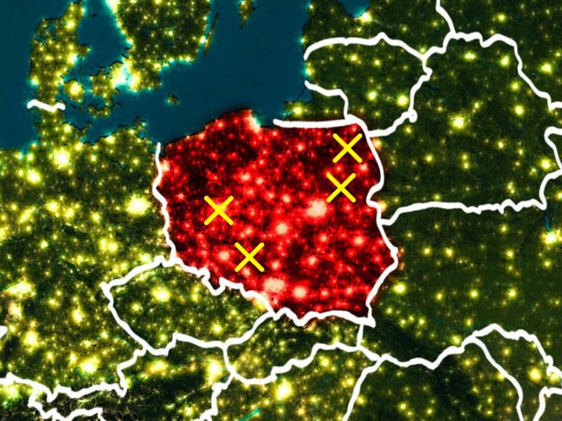 Obecne lęgowiska bataliona w Polsce. Sytuacja wielu innych gatunków wcale nie jest ciekawsza... /Harlekino /East News