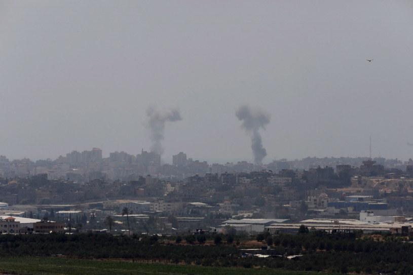 Obecne zaostrzenie sytuacji jest najpoważniejszym od czasu wojny Izraela z Hamasem w Gazie przed czterema laty /ABIR SULTAN /PAP/EPA