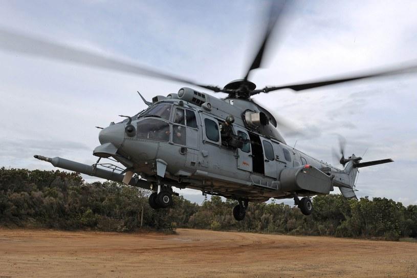 Obecnie caracale są używane bojowo w Afryce i Afganistanie przez francuskie siły specjalne /Airbus /materiały prasowe