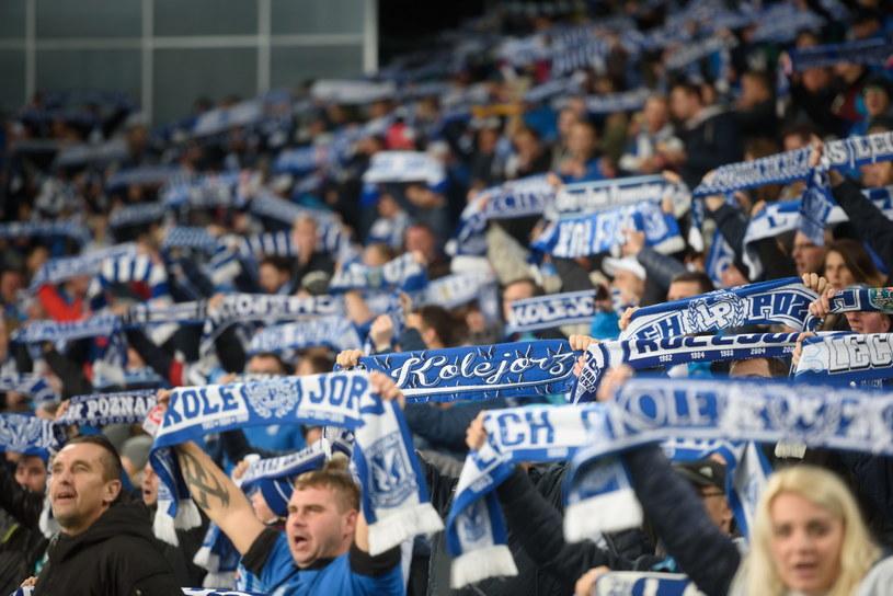 Obecnie na stadionach w Ekstraklasie są tylko miejsca siedziące /Jakub Kaczmarczyk /PAP