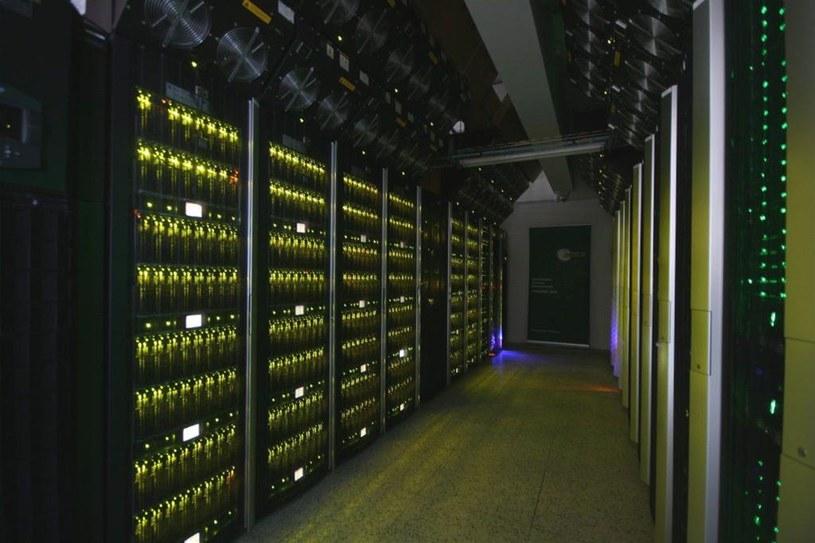 Obecnie najmocniejszy polski superkomputer to Zeus pracujący dla AGH /materiały prasowe