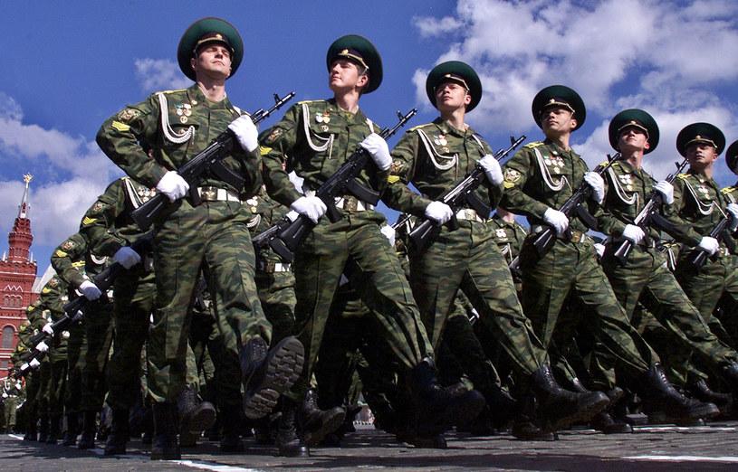 Obecnie Rosja nie stanowi zagrożenia militarnego /Getty Images/Flash Press Media