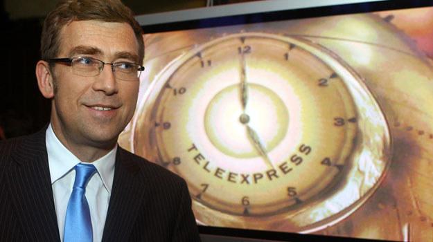 """Obecnie to nazwisko Macieja Orłosia najbardziej kojarzy się z """"Teleexpressem"""" / fot. Palicki /AKPA"""