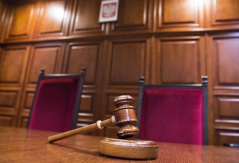 Obecnie w Polsce sędzia milczy, a strony walczą, choć mogłyby na początku wyjaśnić jakimi dowodami dysponują. /Andrzej Hulimka  /Reporter