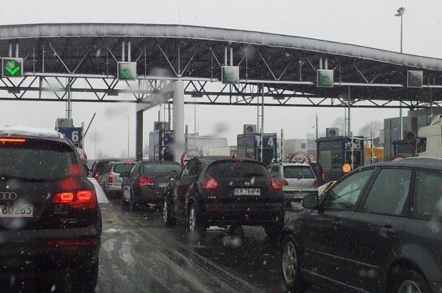 Obecnie wjazd na autostradę często wygląda tak... /INTERIA.PL