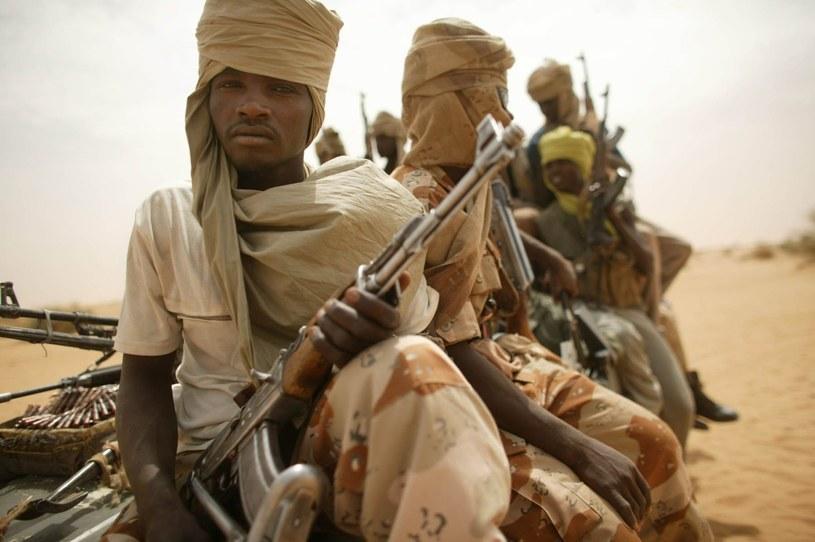Obecnie wojna w Darfurze trwa nieprzerwanie od 2003 roku /Michael Kamber /East News