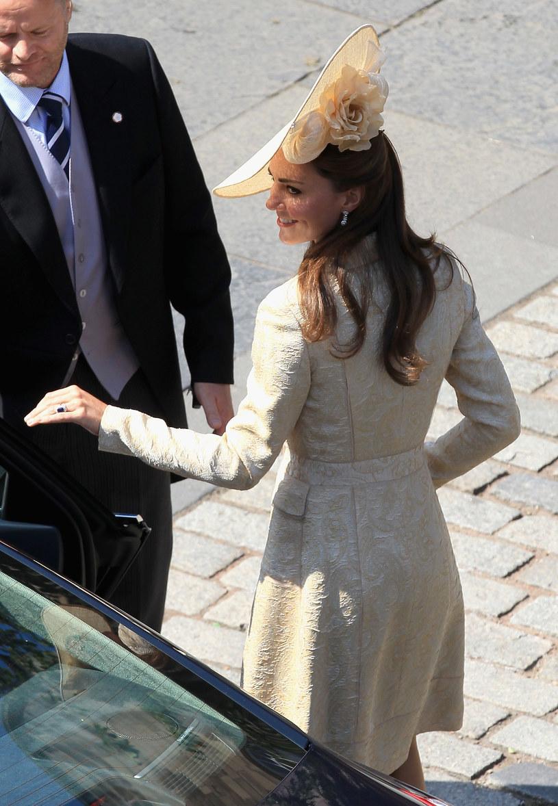 Obecnie zwiększono liczbę ochroniarzy księżnej  /Getty Images/Flash Press Media