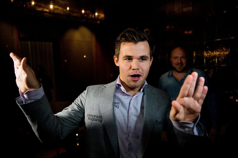 Obecny mistrz świata - Magnus Carlsen /JON OLAV NESVOLD/Imago Sport and News/East News /East News