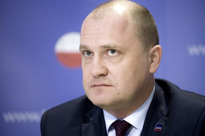 Obecny prezydent Szczecina Piotr Krzystek (Bezpartyjni) /Maciej Luczniewski /Reporter