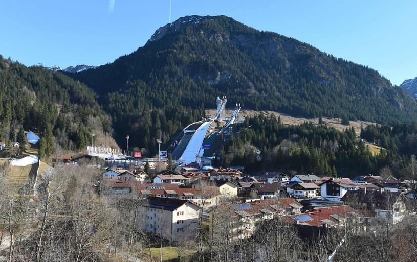 Oberstdorf po raz trzeci będzie gospodarzem MŚ w narciarstwie klasycznym /AFP