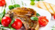 Obiad na tarasie