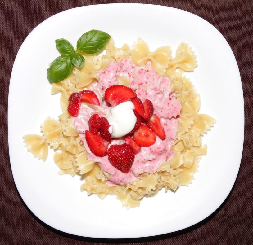 Obiad w wersji na słodko z pewnością przypadnie do gustu najmłodszym /123RF/PICSEL