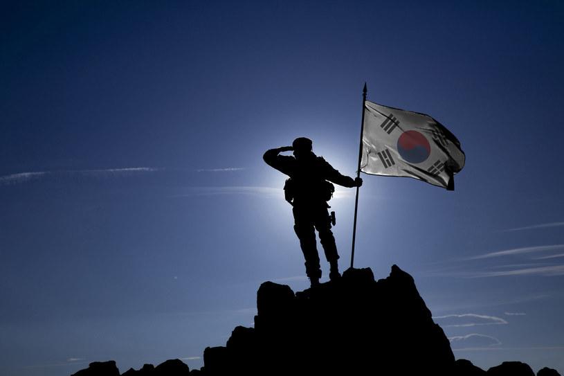 Obie Koree oddziela szeroka na 4 km, ciągnąca się wzdłuż linii demarkacyjnej, strefa zdemilitaryzowana /123RF/PICSEL