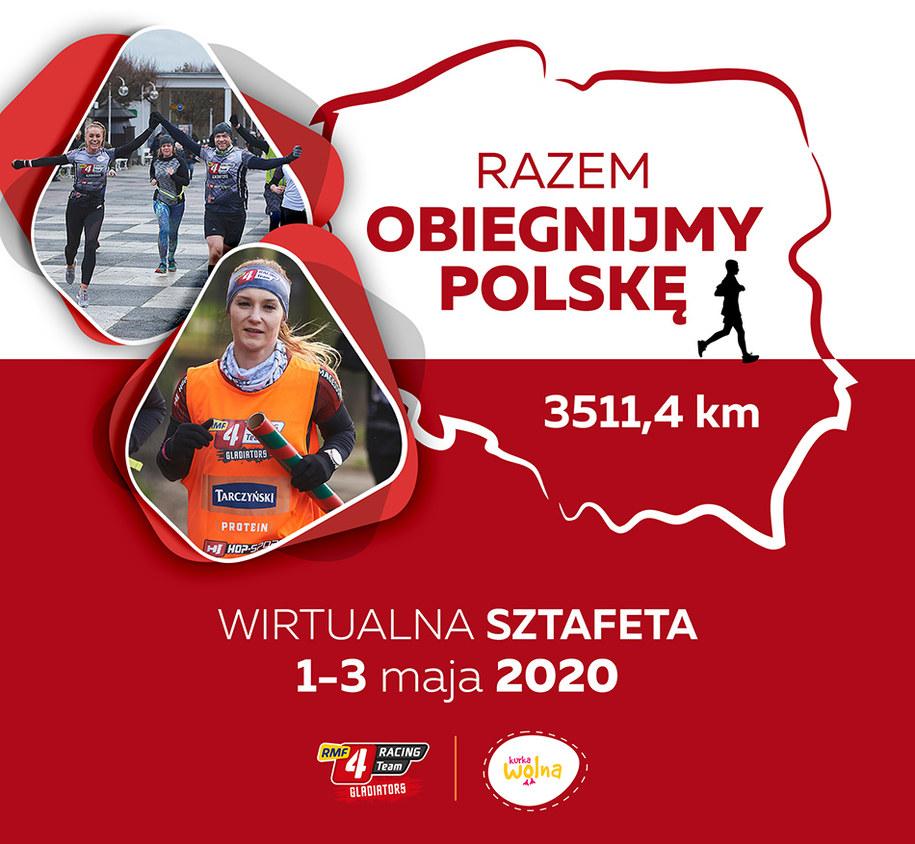 Obiegnijmy Polskę dla Biebrzańskiego Parku Narodowego /Materiały prasowe