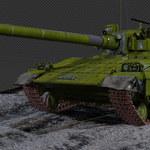 Obiekt 477 - tak mógłby wyglądać ukraiński czołg nowej generacji