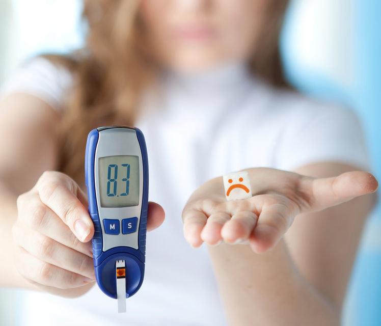 Objaw cukrzycy /©123RF/PICSEL