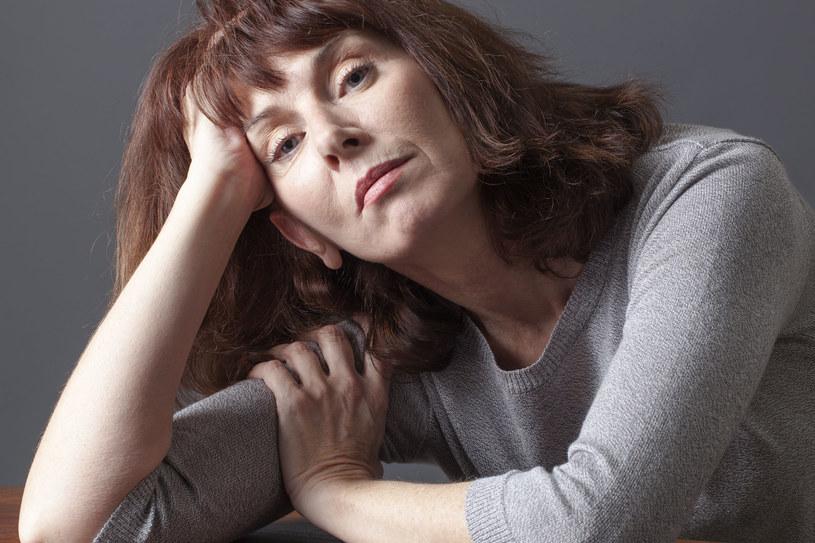 Objawów depresji nie wolno lekceważyć /123RF/PICSEL
