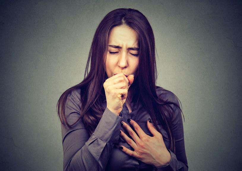 Objawy gruźlicy /©123RF/PICSEL