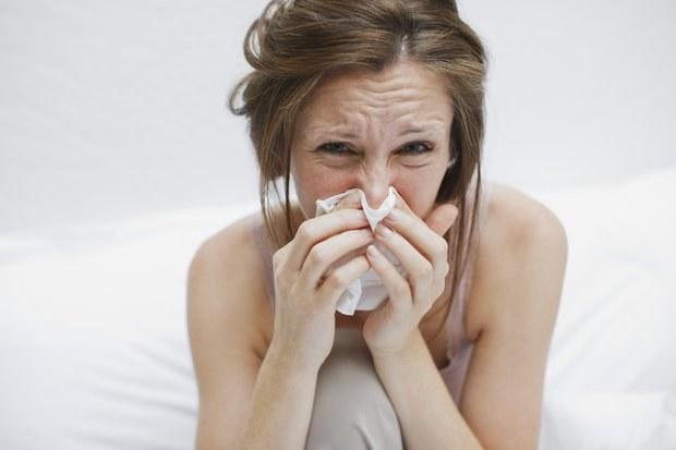 objawy grypy /© Photogenica