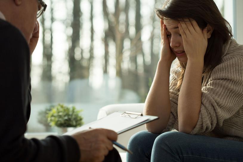 Objawy psychosomatyczne częściej występują u kobiet /Picsel /123RF/PICSEL