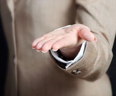 Objawy raka najpierw pojawiają się na rękach