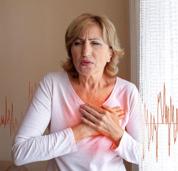 Objawy zawału serca /©123RF/PICSEL