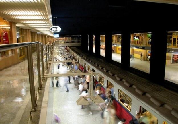 Objazdy są związane z budową metra w stolicy /RMF