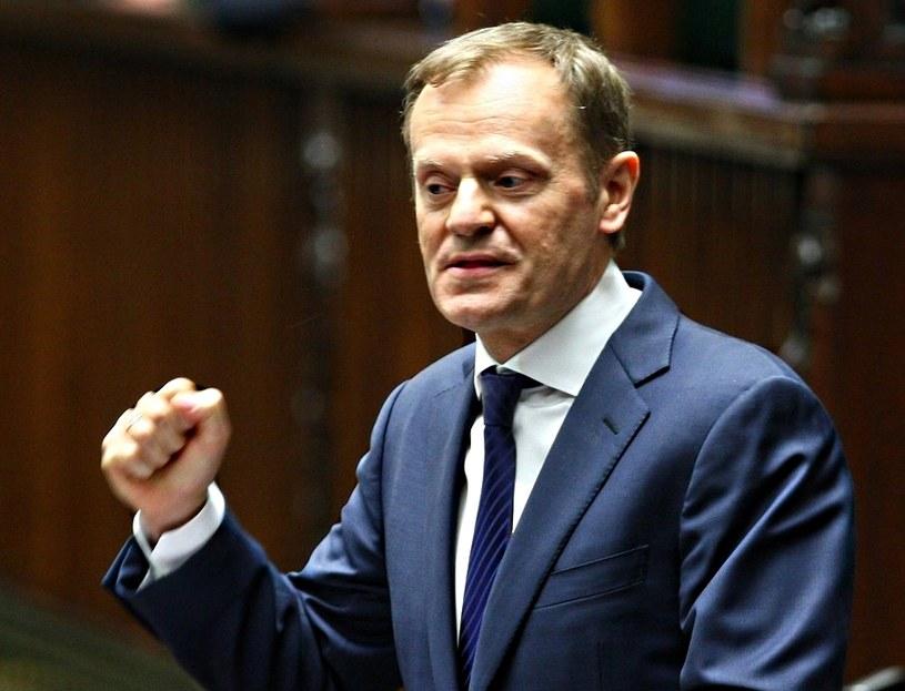 Objęcie przez DonaldaTuska funkcji szefa KE jest  możliwe /Stanisław Kowalczuk /East News