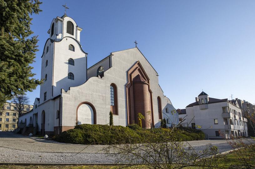 Objęty kwarantanną klasztor oo. Dominikanów /Grzegorz Bukala/REPORTER /East News