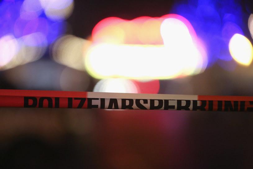 Obława na islamistów w Berlinie. Zatrzymano kilka osób /Adam Berry /AFP