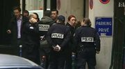 Obława po strzelaninie w redakcji dziennika i przed bankiem
