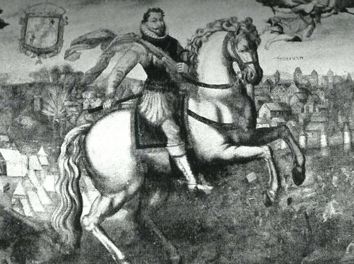 Oblężenie Smoleńska rozpoczęło awanturniczą przygodę Nicefora Czernichowskiego /Wikimedia Commons /materiały prasowe