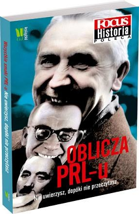 Oblicza PRL-u /Wydawnictwo G+J