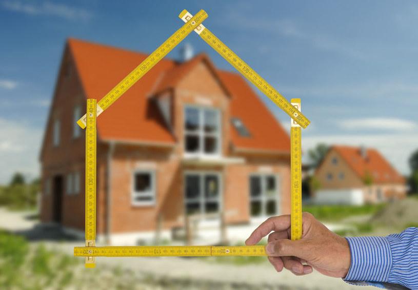 Obliczanie kubatury domu jednorodzinnego może być skomplikowane /©123RF/PICSEL