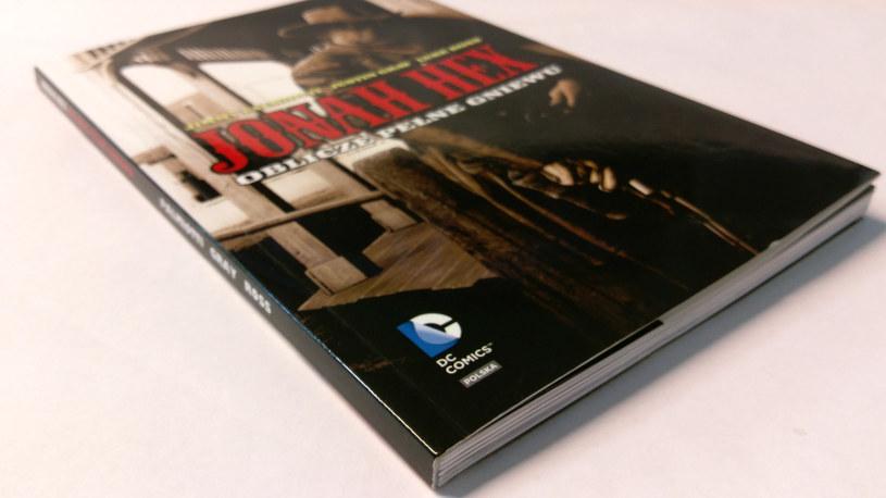 """""""Oblicze pełne gniewu"""" liczy sobie 144 strony - to lektura na jedno popołudnie /INTERIA.PL/materiały prasowe"""